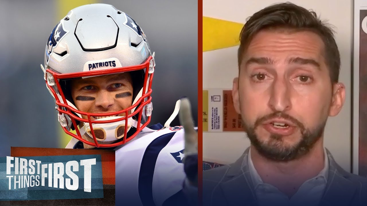 Patriots fans are tied at the hip to Brady. He's not yours anymore — Nick | NFL | FIRST THINGS FIRST