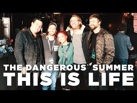 "The Dangerous Summer Releases ""This Is Life"" Video"