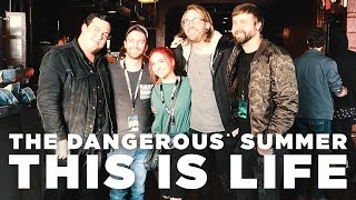 Смотреть клип The Dangerous Summer - This Is Life