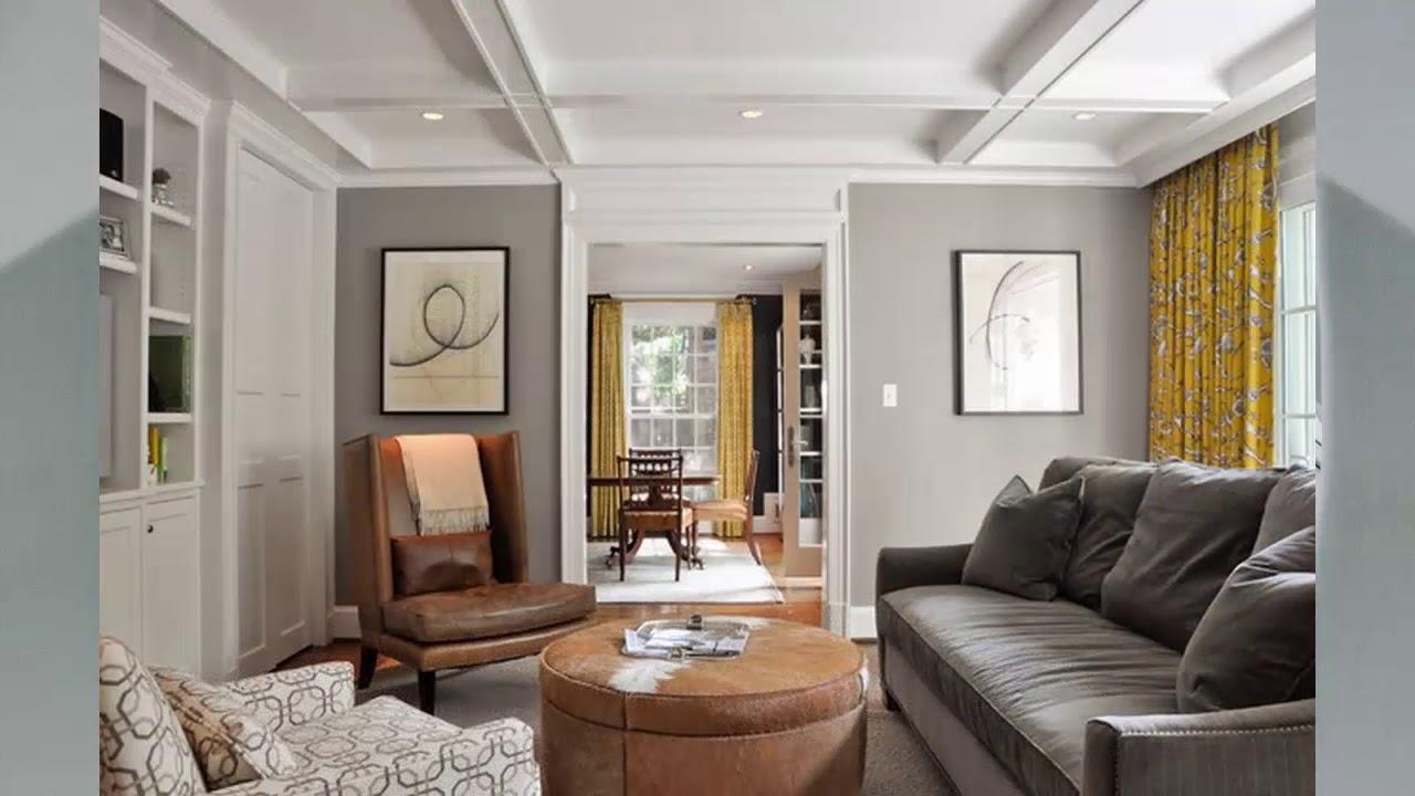 Wohnzimmer Braun grau ideen