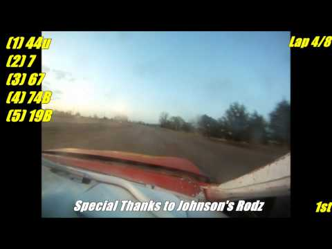 Sport Compact Heat 44u Lincoln County Raceway
