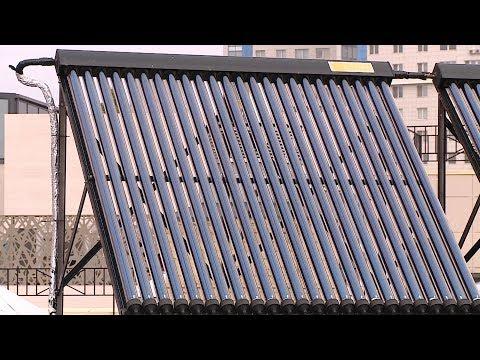 В Волгограде все шире применяют возобновляемые источники энергии