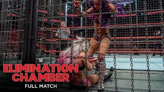 FULL MATCH - Raw Women's Championship Elimination Chamber Match: WWE Elimination Chamber 2018