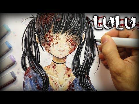 """Lulu"" Horror Story - Creepypasta + Drawing"