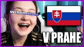 Slovenka v PRAHE - STORYTIME
