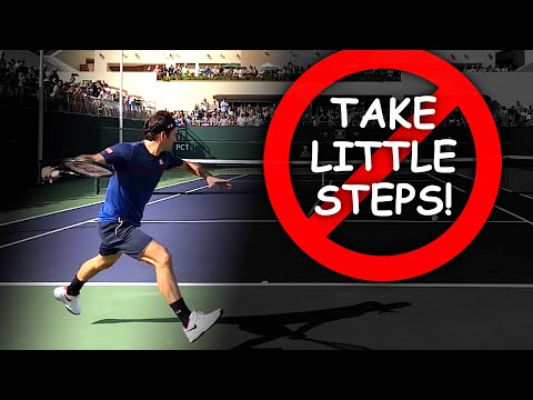 Roger Federer - 3 FALSE Forehand Tips Exposed!