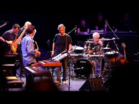 Chick Corea Elektric Band live at Barbican, London 24/06/17 (Gambale, Weckl solos)