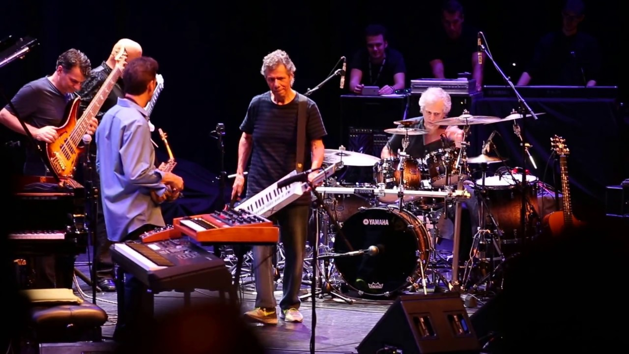 Chick Corea's Elektric Band - Listen to Free Radio ...