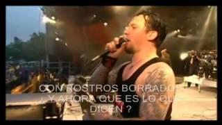 Volbeat - Healing Subconsciously ( Subtitulos en Español )