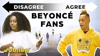 Do All Beyonce Fans Think the Same?