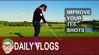 HOW TO IMPROVE YOUR TEE SHOTS