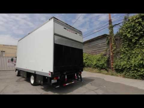 How to Operate Truck Lift Gate