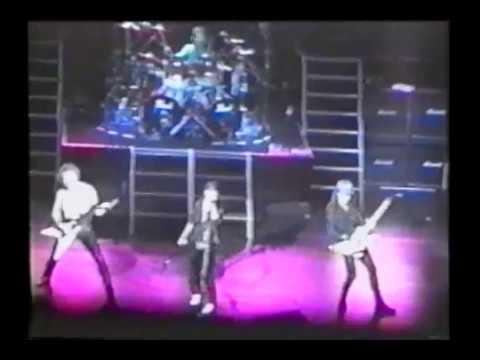 Scorpions   1991-12-07   Osaka, Japan