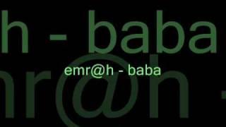Enstrumental Emrah - Baba Karaoke