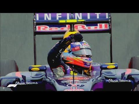 Daniel Ricciardo's 6 Crazy Wins