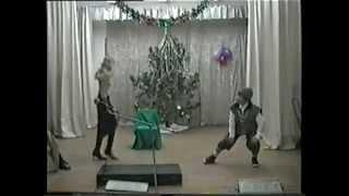 2003 12 30.- 51 -  Молодёжный мюзикл и  Новогодний огонёк, 41 44мин  487М  640 480 МР4