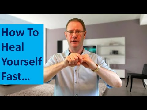 how-to-heal-yourself-fast,-naturally.-new-3-step-eft---abraham-hicks,-ho'oponopono-&-eft-tapping