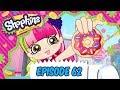 Shopkins Cartoon - Episode 62 - Shopkins Bring Europe To Jessicake Part 2 | Cartoons For Children