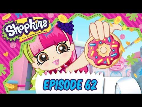 Shopkins Cartoon  Episode 62  Shopkins Bring Europe To Jessicake Part 2  Cartoons For Children