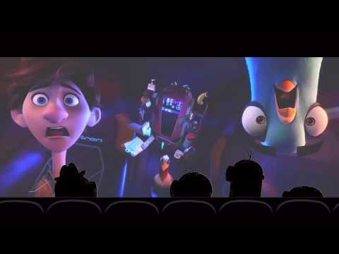 Watch The New Spies In Disguise Super Secret Trailer With The Minions