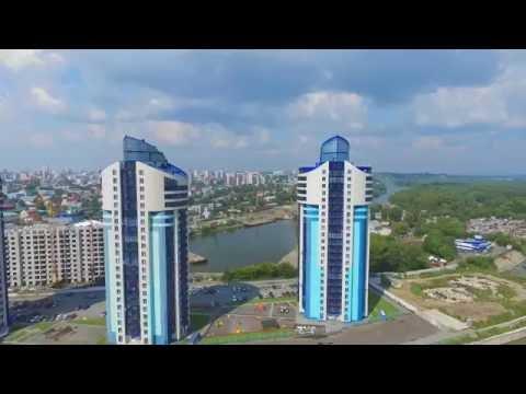 Барнаул с высоты - проект