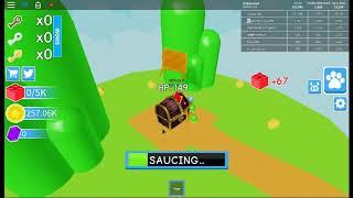 FREE AUTO CLICKING METHOD + TIPS 🌶️ Hot Sauce Simulator