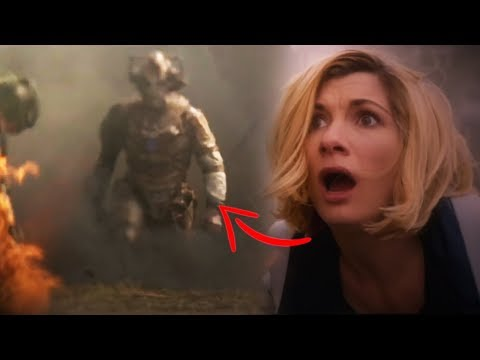 Doctor Who Series 12 Trailer: 10 Things You Missed