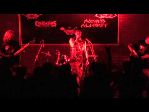 power of ground Live at BD Death Fest (10.04.2015) [video] cam(1)