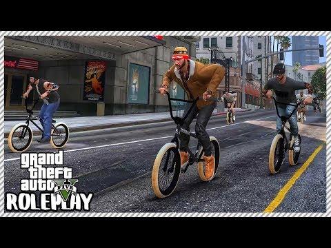 GTA 5 Roleplay - BMX Bike Gang | RedlineRP #640