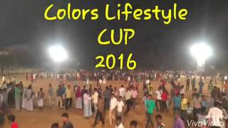Colors Lifestyle Cup 2016