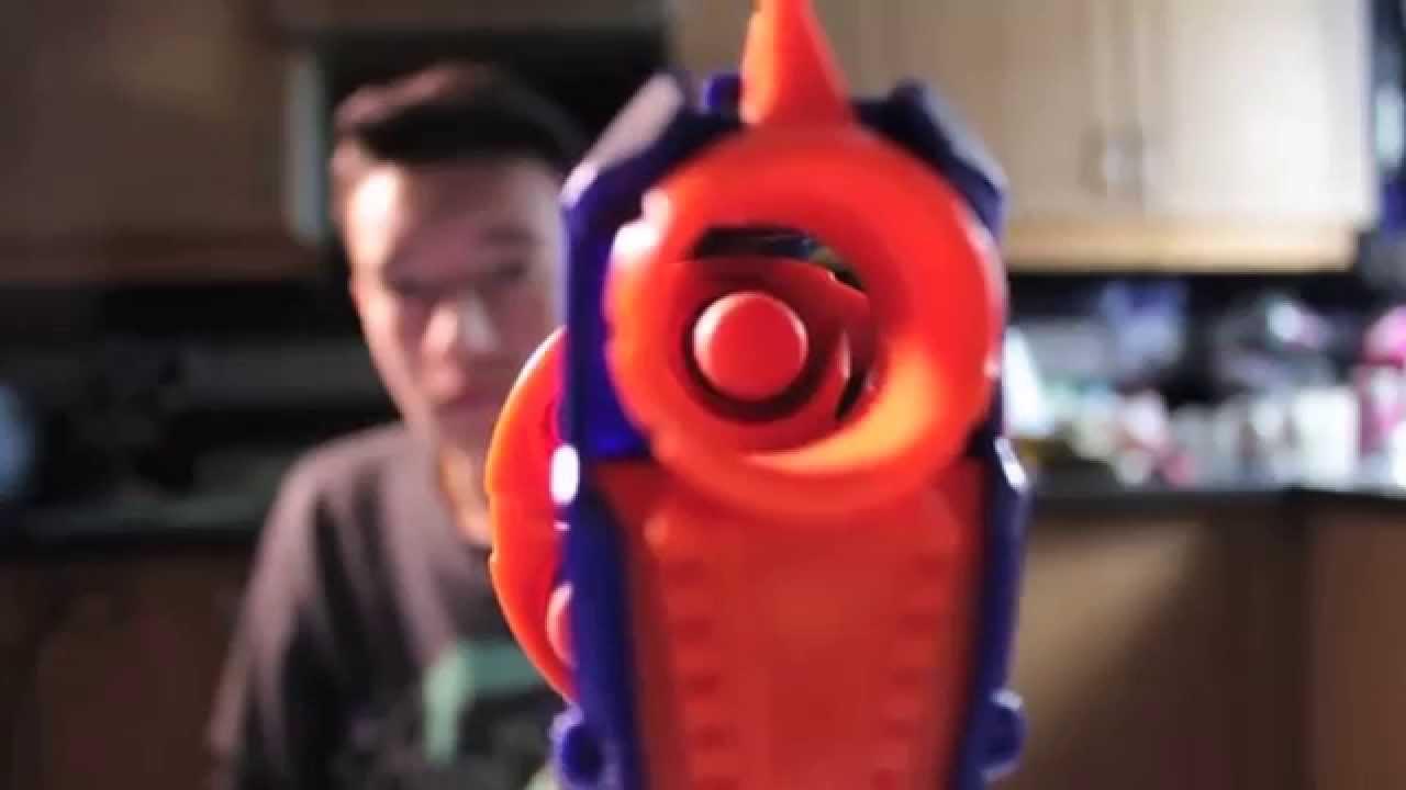 Hasbro Nerf C1294 Blaster N-Strike Modulus - Regulator
