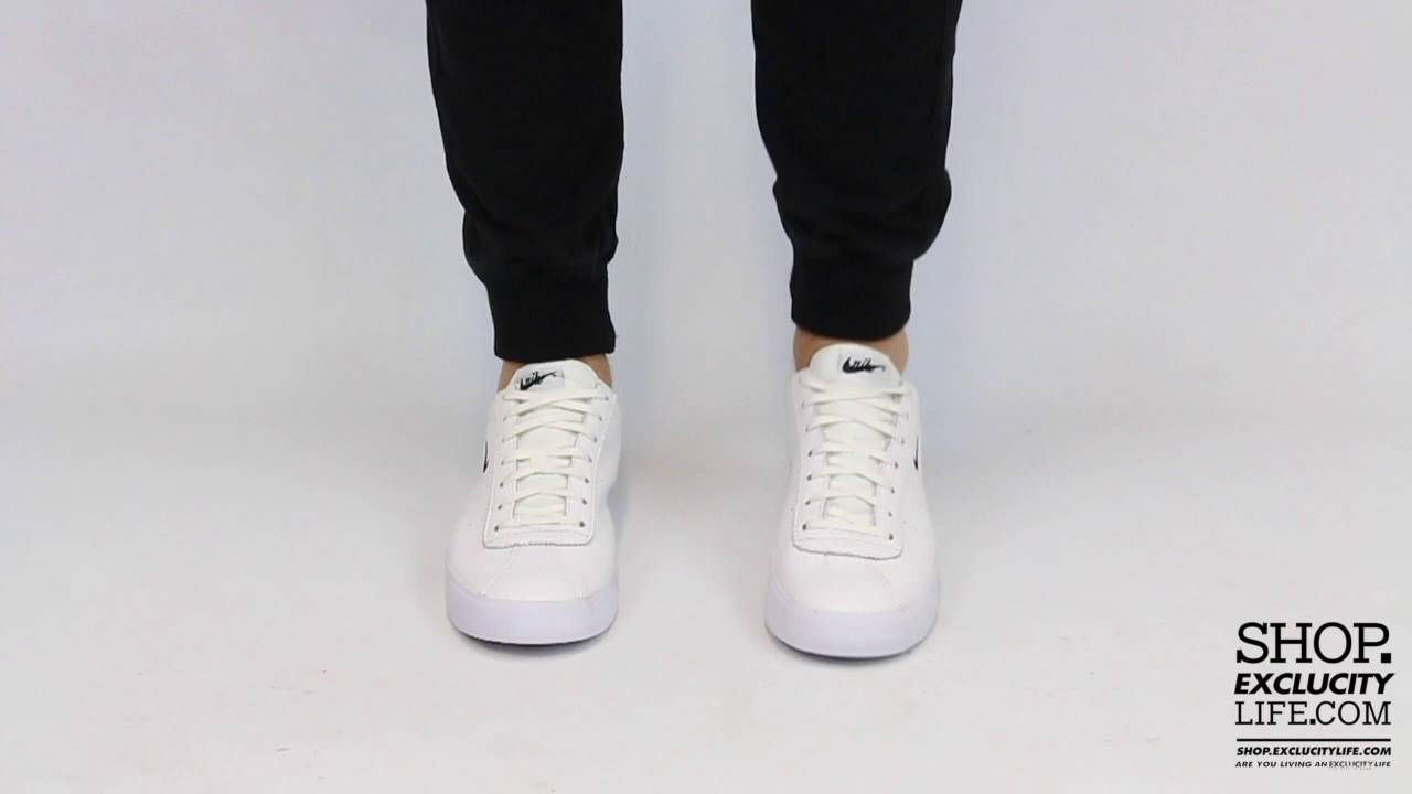 Nike Match Classic Suede White