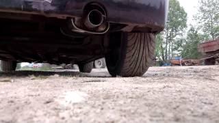 Stinger Subaru Sound или неравнодлинный коллектор на Toyota BB