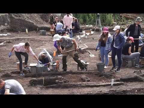 Раскопки в Рязанском кремле 2019. РВ ТВ