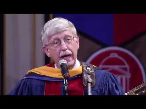 NIH Director Francis Collin's song to SMU students