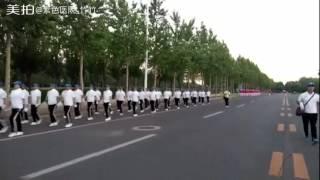 遼寧省鉄嶺市2016年第二回国際徒歩大会