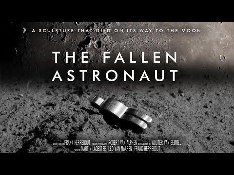 The Fallen Astronaut   Trailer   Coming Soon