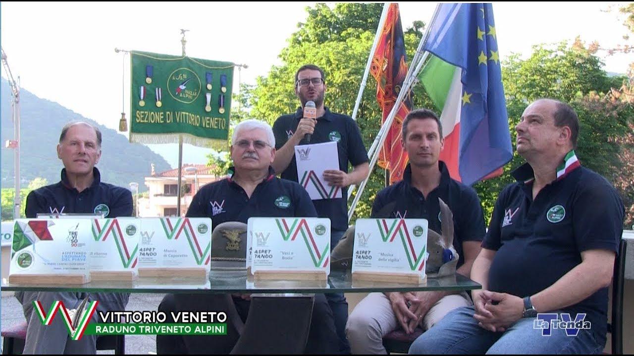 Raduno Triveneto Alpini 2018 - Puntata conclusiva