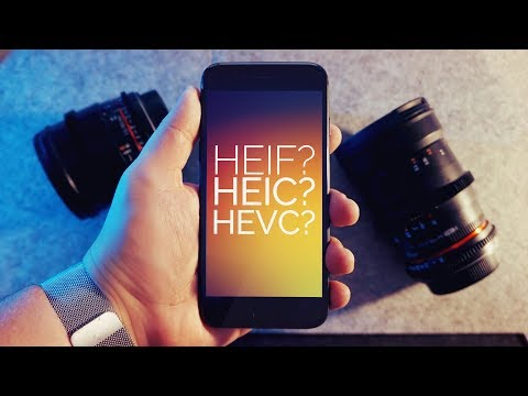 HEIC and HEVC Explained!