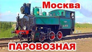 Интересное в Москве БЕСПЛАТНО! Паровозы! Иволга с МЦД. Куда сходить в Москве - на парад паровозов