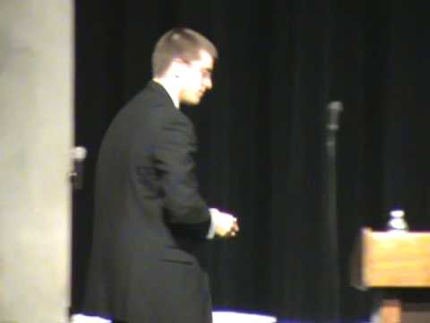 Mr Mountain View - Mr Thrall sets the bar - 2009