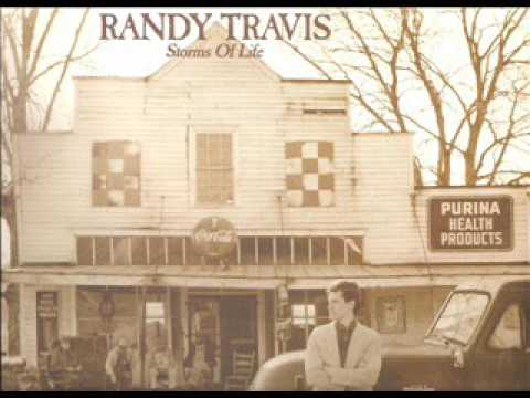 Randy Travis ~ The Storms Of Life