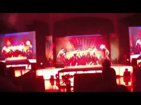 HySTPers: kanchana performance : Infy Hyderabad Exuberance 2015