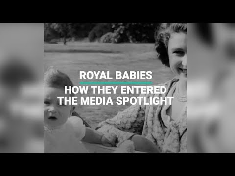 Royal Babies: How They Entered The Media Spotlight