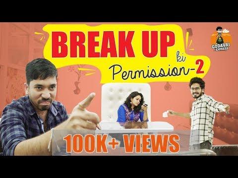 Breakup Ki Permission Part-2 | Godavari Express | CAPDT | 4K