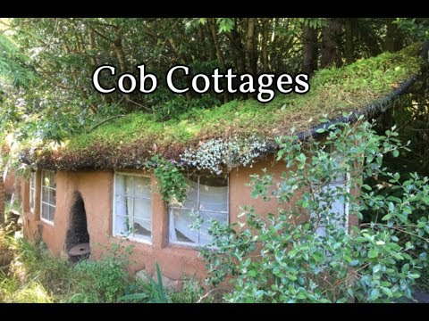 Can You Make A HOUSE FROM DIRT? Cob Cottage Tour!