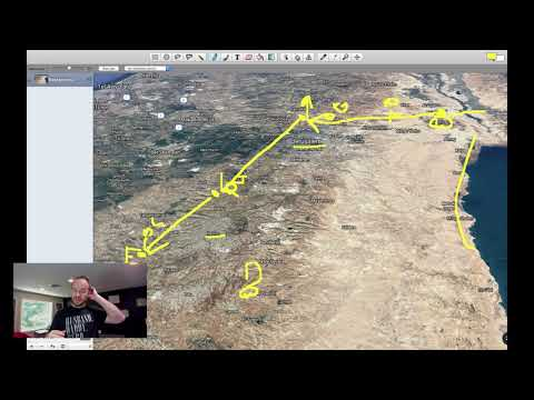 Picture It! The Book Of Joshua Chapter 10 In Maps