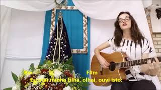 Salmo 44 cantado - 12 de Outubro - Nossa Senhora Aparecida