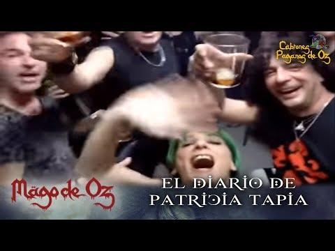 Mägo de Oz - El Diario de Patricia Tapia [Diabulus In Opera - DVD Deluxe]