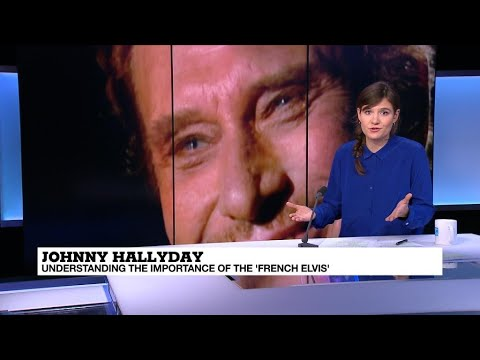 Johnny Hallyday: The life and legacy of 'French Elvis' Mp3